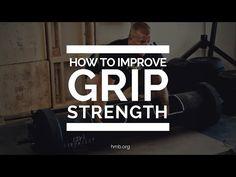 How to Improve Grip Strength | Eric Todd | HMB