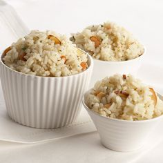 Serve this tasty rice side dish with roasted chicken or Parmesan Herb Shrimp.