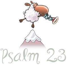 Psalm 23  from www.essex1.com/people/paul/psalm23.html