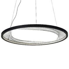"Interlace LED Suspension by LBL Lighting at Lumens.com 30"" $692"