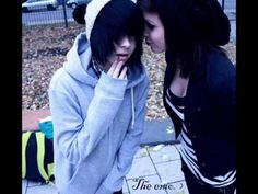cute emo couples u have to watch Cute Emo Couples, Scene Couples, Scene Boys, Emo Scene, Emo People, Emo Pictures, Boyfriend Goals Teenagers, Emo Love, Emo Guys