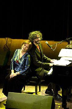 Fito Paez & Liliana Herrero. Festival de Inverno. Teatro São Pedro. 30 de julho de 2007.