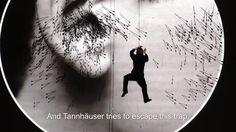 """TANNHÄUSER  Castelluccis Bildwelten: Episode 2 """"Pfeil und Bogen"""" (ger/en)  In der Neuproduktion der Bayerischen Staatsoper von Richard Wagners Tannhäuser will Regisseur und Künstler Romeo Castellucci Seelenlandschaften erschaffen. Seine Bildsprache fokussiert sich hierbei auf verschiedene Symbole. In dieser Videoreihe erklärt uns Castellucci wofür """"Pfeil und Bogen"""" in seiner Inszenierung stehen kann. ____ In his new production of Richard Wagner's Tannhäuser at Bayerische Staatsoper director…"""