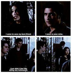 Teen Wolf - Allison, Scott, and Isaac