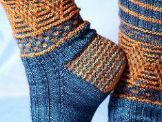 Magickal Quidditch Socks pattern by Jennifer Dassau Magickal Quidditch Socks by Jennifer Dassau. A tribute to the Quidditch players of Harry Potter's Wizarding World, or to. Crochet Socks, Knitted Slippers, Knitting Socks, Hand Knitting, Knit Crochet, Knit Socks, Crochet Granny, Socks And Heels, Patterned Socks