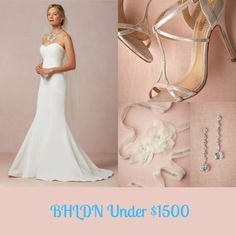 BHLDN Wedding Look under $2K