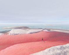 Mathieu Bernard-Reymond. Pantone color of the year.