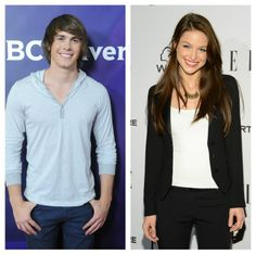 Glee Co-stars Blake Jenner and Melissa Benoist Are Engaged! Blake Jenner, Melissa Blake, Matthew Morrison, Rachel Berry, Marley Rose, Melissa Benoist, Celebs, Celebrities, Love People
