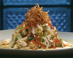 Blue Swimmer Crab and Mango Salad - LifeStyle FOOD