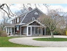 East Hampton Historic Shingle Style Home built in 1910