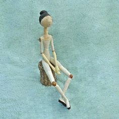 old fashioned cloth doll
