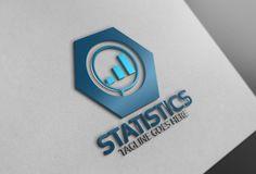 Statistics logo Templates BUNDLE Editable ¨C 100 Re-sizable ¨C 100 vectorsVertical & horizontal layou by Josuf Media Branding Template, Logo Templates, Business Brochure, Business Card Logo, Logos Ideas, Stock Icon, Creative Sketches, Paint Markers, Pencil Illustration