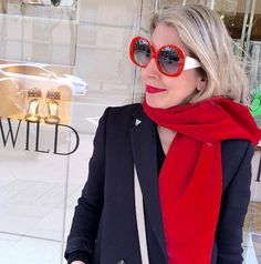 Stylish Glasses that Will Make You Look Fab and More! ~ Fashion Flash