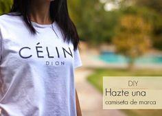 diy estarcido camiseta Celini tutorial