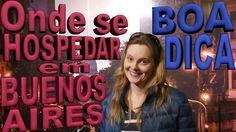 Vídeo novo da Tv Leblon :) ONDE SE HOSPEDAR EM BUENOS AIRES - No boa dica de hoje você vai conhecer um bairro ótimo para se hospedar em Buenos Aires. Curtiu? Compartilha! ;)