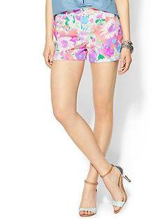 Pim + Larkin Tropical Floral Print Short | Piperlime - $49