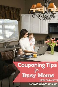 Even if you are a busy mom (dad, grandma, etc), you can still save money with coupons.  There are some things you need to keep in mind when it comes to finding, clipping and then shopping.  If you find you are too busy to coupon, click on over to get our FREE Couponing Tips for Busy Moms (Dads and others)!!