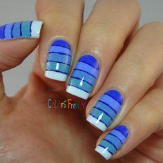 Monochromatic Stripes