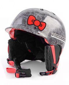 Pro-tec Scandal Snowboarding Hello Kitty Helmet # XL/XXL #PROTEC