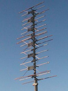 Gray-Hoverman antenna