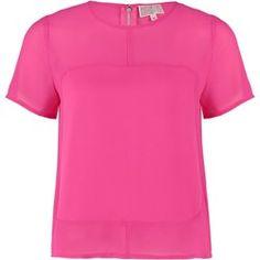Bluzka damska Neon Rose - Zalando