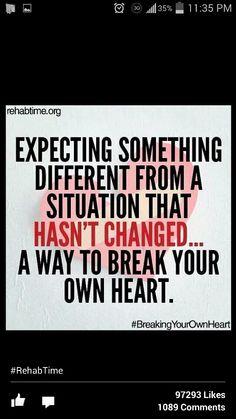 Don't break your own heart
