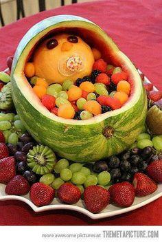 Baby fruta.