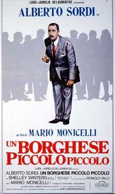 Un borghese piccolo piccolo 1977 di Mario Monicelli con Alberto Sordi.