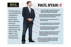 """WWD Man of the Week: Paul Ryan """"C"""""""