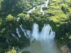 Ban Gioc Waterfall - The Best of Northern Vietnam - Live, Travel, Teach