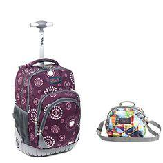 39 Best School Rolling Backpacks images  587da15dd6d00