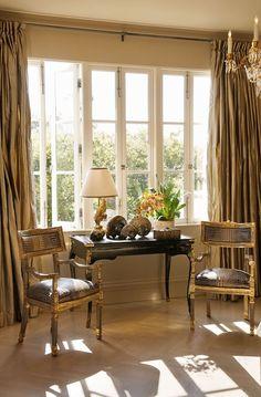 Study — Candace Barnes Home Furniture, Furniture Design, Antique Furniture, California Decor, California Style, Home Goods Decor, Home Decor, Interior Design Images, Dining Room Inspiration