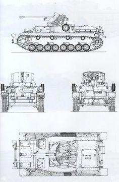 Panzer IV de los primeros (o Ausf.IVC /) que se convirtio en el Panzerjäger. Panzer Iv, Military Units, Military Photos, Military Art, Tank Drawing, Military Drawings, Tank Armor, Model Tanks, Armored Fighting Vehicle