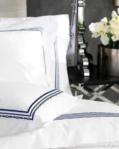 VALERON | Koleksiyon 2017 | Atlas | Nevresim Takımı Linen Bedding, Duvet, Macrame Design, Blue Bedroom, Tablecloths, Bedding Collections, Sheet Sets, Bed Sheets, Furniture Decor