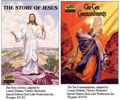 Lorenz Graham: Pionero de los Comics Cristianos: https://jeremiaselblog.wordpress.com/2017/07/25/lorenz-graham/