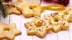 Galletas de Navidad de estrellas, ¡dulce Navidad!... Receta fácil de galletas de Navidad. Os enseñamos a hacer galletas de Navidad en forma de estrella. A toda la familia le gustará esta receta de galletas navideñas ¡ya veréis!...