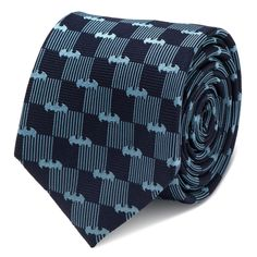 Groom and Groomsman ties! Groom is wearing a Dark Navy Suit & The Wedding Party is wearing Charcoal Grey Suits