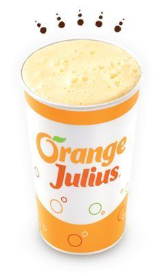 Mall Food Court Copycat Recipes: Orange Julius