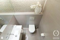 Łazienka - Styl Nowoczesny - Chałupko Design modern bathroom