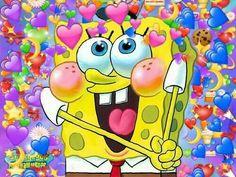 56 Ideas memes apaixonados bob esponja for 2019 Simpson Wallpaper Iphone, Cartoon Wallpaper Iphone, Mood Wallpaper, Bear Wallpaper, Cute Disney Wallpaper, Cute Wallpaper Backgrounds, Cute Wallpapers, Spongebob Drawings, Spongebob Memes