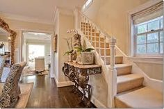 Image result for hall stairs and landing decor ideas