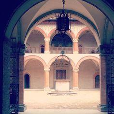 Il Reale Collegio di Spagna, Bologna - Pic by @fabriziacalda per MyBologna @iperbole