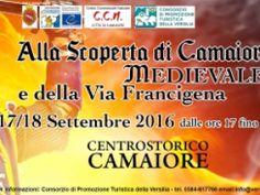 Italia Medievale: Alla scoperta di Camaiore medievale e della via Francigena
