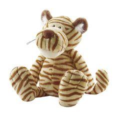 plush tiger toy