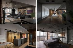 Sergey Makhno Has Designed A Modern Apartment Interior In Kyiv, Ukraine