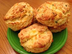 Cheddar & Chive Scones