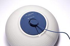 KEAS MOV-1 Ceramic Bluetooth Audio System, Orange and Grey: Amazon.in: Electronics