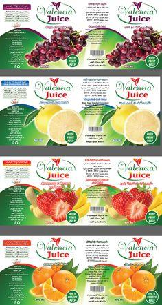 valencia juice on Behance Sandwich Packaging, Juice Packaging, Graphic Design Flyer, Label Design, Barbie Dolls Diy, Food Stickers, Food Packaging Design, Pet Bottle, Calendar Design
