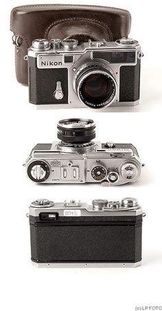 Nikon: Nikon SP camera