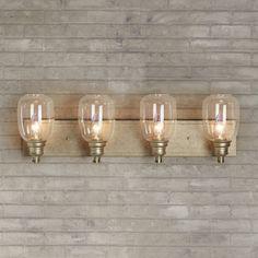 Trent Austin Design Fall River 4 Light Bath Vanity Light